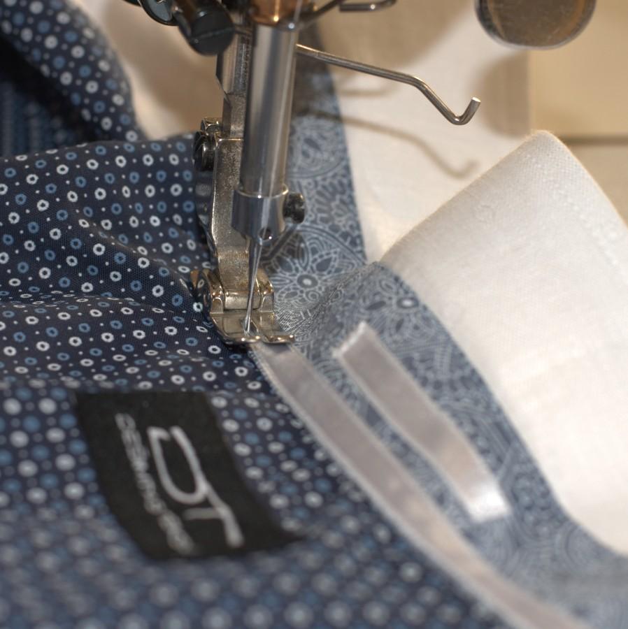 Bespoke dress shirt