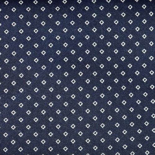 "Vyriškas kaklaraištis ""Mėlyna klasika"" M09"