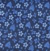 """Vyriškas kaklaraištis """"Mėlyna pieva"""" M02"""