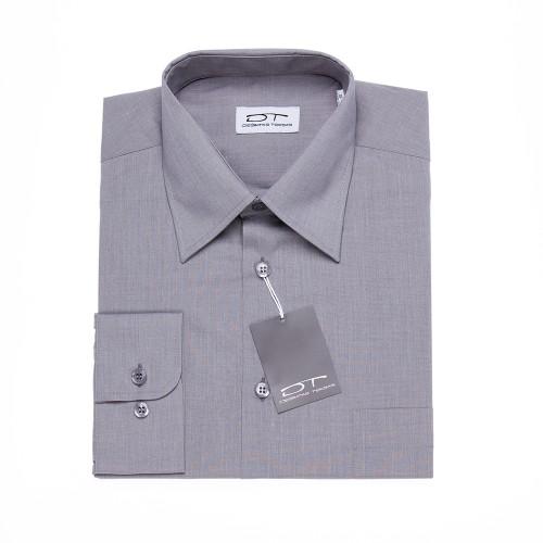 Pilki  vyriški marškiniai 18