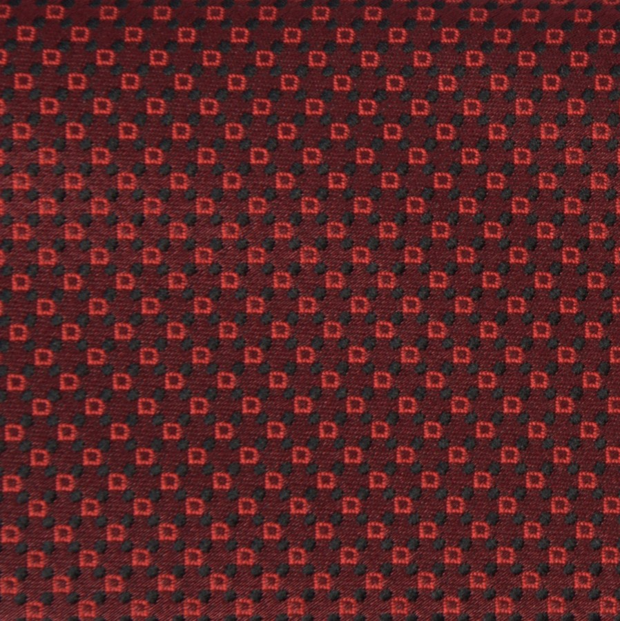 """Vyriškas kaklaraištis """"Raudona klasika"""" R02"""