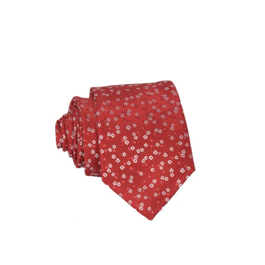 """Vyriškas kaklaraištis """"Raudona pieva"""" R07"""