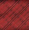 """Vyriškas kaklaraištis """"Languota raudona"""" R01"""